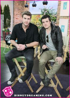 Liam Hemsworth And Josh Hutcherson Are Upset About Jennifer Lawrence's Hunger Games Raise