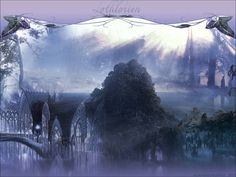 Gandalf's Song of Lorien