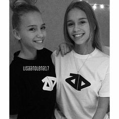 Something From The Old Days...Hahaha Love You Lisa And Lena