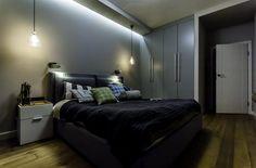 Ötletek nyitott közösségi tér, nagy nappali berendezéséhez - példa egy modern lakásból - Lakberendezés trendMagazin
