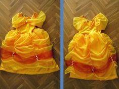 Prinzessinnenkleid , Schnittmuster
