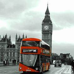Westminster bridge Londen Places To Travel, Places To Go, Westminster Bridge, Dream Vacations, Kobe, Geo, Big Ben, Wales, Scotland