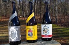 Three of a Perfect Pair  Lickinghole Creek Craft Brewery - Goochland County Virginia
