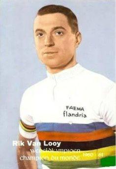 Wielerweetje van de dag: 20 december 1933 Rik Van Looy blaast 80 kaarsjes uit vandaag. Op zijn palmares staat elke klassieker. Daarnaast werd hij tweemaal wereldkampioen, al zal zijn tweede plaats op het WK in Ronse in 1963 minstens even hard bij blijven.