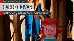 Ilustración y arte en papel de CARLO GIOVANI