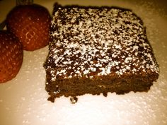 Wild Yeast and Sugar Pie: Caramello Brownie - Recipe New Recipes, Baking Recipes, Sugar Pie, No Bake Treats, Brownie Recipes, Sophie Gray, Food To Make, Lunch Box, Desserts