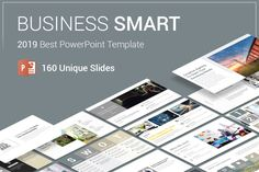 Business Smart PowerPoint Template reduces your work by supplying templates designed with busy entrepreneurs in mind. With 160 fully editable slides, the Pitch Deck Bundle provides you with the template you need to deliver a strong pitch.