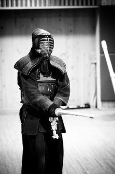 Defeat is not in my vocabulary Japanese Martial Art Kendo