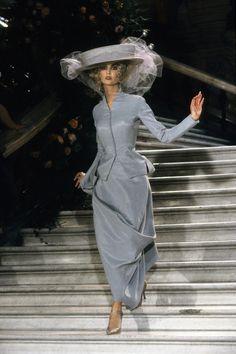 Christian Dior Spring 1998 Couture Fashion Show - Eugenia Silva