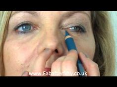 Video: Best make-up tips for women over 50 : Eyes | Fabafterfifty.co.uk