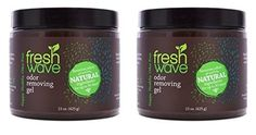 Fresh Wave Continuous Release Odor Eliminator Gel 30Ounces ** You can find out more details at the link of the image.