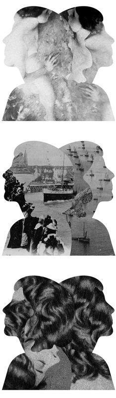 Bertrand Sallé - Les cheveux de ma mer