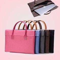 联想苹果笔记本电脑包13寸macbook air/pro内胆包14寸15手提包12 Macbook Air Cover, Kate Spade, Bags, Fashion, Handbags, Moda, Fashion Styles, Fashion Illustrations, Bag