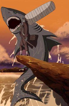 Kisame Hoshigaki,Akatsuki - Naruto,