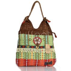 100% Handmade BOHO Handbag