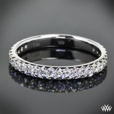 Harmony Diamond Wedding Ring