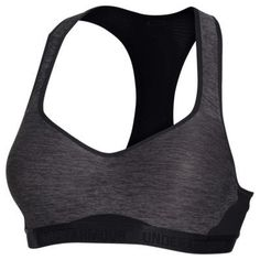 Under Armour Armour High Sports Bra for Ladies - Carbon Heather - 36B