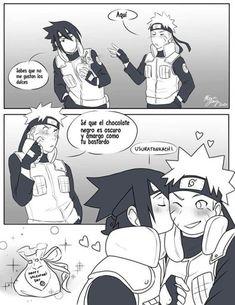|| Papá y Mamá || NaruSasu || | SasuNaru/NaruSasu ♥ Amino