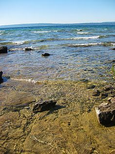 They Bay: Petoskey, Michigan