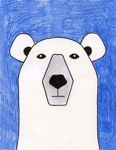 Polar Bear | Art Projects for Kids