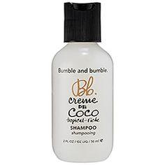 Bumble and bumble - Creme de Coco Shampoo  #sephora