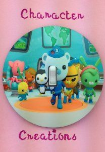 OCTONAUTS Light switch Cover 5 Inch Round (12.5 cms) Switch plate Switchplate by Character Creations. $12.00. Beautifully finishes off any room. Large 5 inches (12.5 cms) Lightswitch Cover. NOT a Sticker. Image is heat sealed into the switchplate, therefore is completely washable.. Hardboard with Beautiful Glossy Finish. Octonauts Design. This is a fantastic addition to any bedroom, recroom or playroom and is made from hardboard, with a glossy front. This item is m...