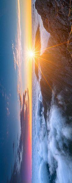 Sunrise Scotland - Grzegorz Piechowicz