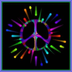 peace sign color builders