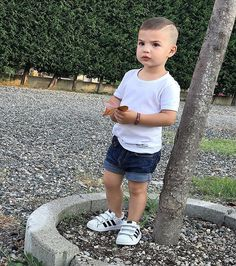 Stunning 36 Perfect Summer Boy Outfits Ideas That Will Inspire You Cute Baby Boy Outfits, Boys Summer Outfits, Little Boy Outfits, Summer Boy, Toddler Boy Outfits, Fashion Kids, Toddler Boy Fashion, Little Boy Fashion, Baby Boy Hairstyles