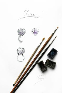Jewelry design on Behance