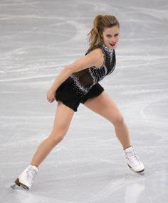 Ashley Wagner - Short Program - Sochi 2014