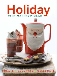 "Giveaway for the gorgeous ""Holiday"" book by Matthew Mead Christmas Books, Christmas Baking, Christmas Holidays, Christmas Decorations, Get Happy, Mead, Winter Solstice, Christmas Inspiration, Beautiful Christmas"