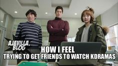 "Episode 8 : Wow, they say it's ""too dramatic"", excuse me all shows are dramatic. - Healer"