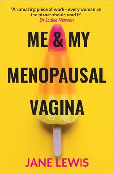 Jane Lewis' experiences of vaginal atrophy are required reading for any sufferer whether in menopause or perimenopause. She offers hope and advice with great humour and honesty. Menopause Humor, Menopause Diet, Menopause Relief, Menopause Symptoms, Health And Fitness Tips, Health Advice, Health Quotes, Natalie Coughlin, Jane Lewis