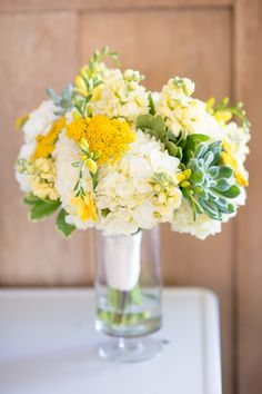 Beautiful bouquet for a rustic chic wedding