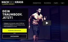 Mach dich krass - hier erhältst du alle Informationen rund um das Online Fitness Programm von Daniel Aminati: http://online-fitnessstudios.com/mach-dich-krass/ #machdichkrass #fitness