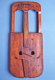 Old Welsh Crwth