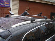 AUDI Q7 WB401 #rackworld #whispbar #yakima #Inno #Thule #Atlant #Lux #Buzzrack #автобагажник #автобокс