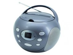 Soundmaster SCD2000TI - CD-Boombox - Radio's - 123platenspeler.nl