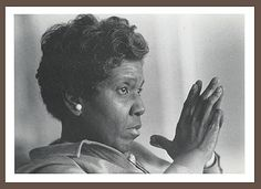 BARBARA JORDAN -  Being from Texas, there aren't a lot of strong, progressive women in positions of power. Barbara Jordan is the key exception to that rule – she. was. awesome. As the first African American woman elected to the Texas State Senate, she joined the US House as the first female and black representative from a southern state.
