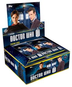 Doctor Who Trading Cards 2014 Hobby Box PreOrder