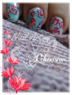 Uñas decoradas/ Nail Art
