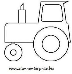 my little guy is always asking me to draw him tractors. my little guy is always asking me to draw him tractors. my little guy is always asking me to draw him tractors. Applique Patterns, Applique Quilts, Applique Designs, Quilt Patterns, Embroidery Designs, Pattern Designs, Quilt Baby, Tractor Drawing, John Deere Party