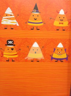 Candy corn in costumes. Halloween Iii, Halloween Painting, Holidays Halloween, Scary Halloween, Happy Halloween, Cute Halloween Pictures, Witch Pictures, Halloween Images, Halloween Themes