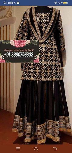 Punjabi Bride, Pakistani Bridal Wear, Brocade Lehenga, Anarkali, Designer Punjabi Suits, Indian Designer Wear, Indian Suits, Indian Dresses, Embroidery Suits