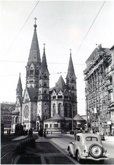 Kaiser-Wilhelm-Gedachtniskirche 1925