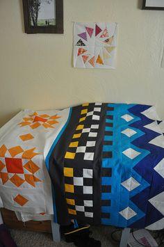 seminole queen quilt