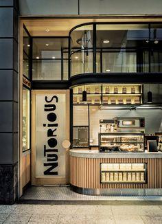 Cafe Shop, Cafe Bar, Cafe Restaurant, Restaurant Design, Australian Interior Design, Interior Design Awards, Bar Design, Store Design, Counter Design