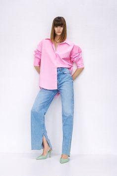 SLINGBACK LEATHER HEELS | ZARA United States Linen Blazer, Linen Shorts, New Outfits, Fashion Outfits, Stiletto Heels, Shoes Heels, Online Zara, Crop Blouse, Asymmetrical Dress