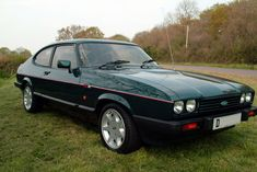 Ford Capri, Ford Classic Cars, Old And New, Pictures, Motors, Europe, Cake, Photos, Kuchen